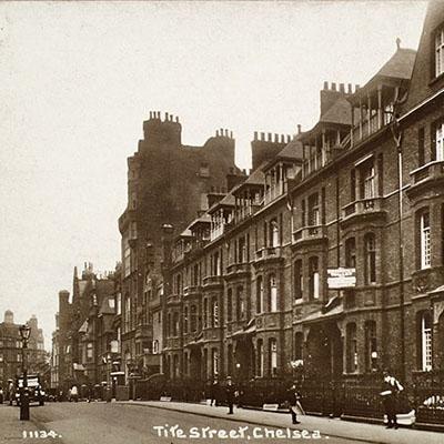 Tile Street